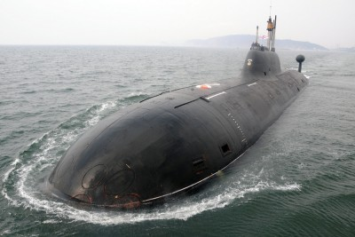 Submarines in India