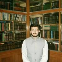 The Library of Dr. Pir Ali Abbas Shah