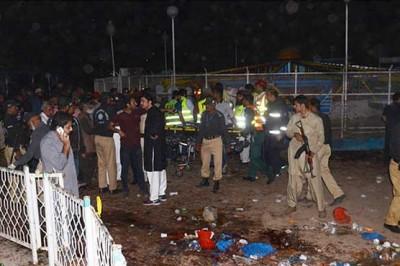 Tragedy-Gulshan Iqbal Park