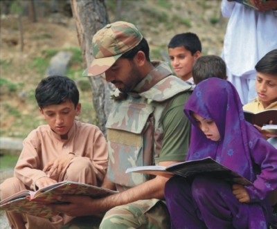 Tribesmen Child Education