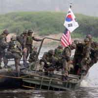 USA and Korea Exercise
