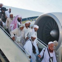 Umrah Visitors