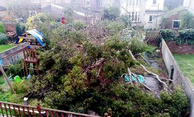 United Kingdom Storm