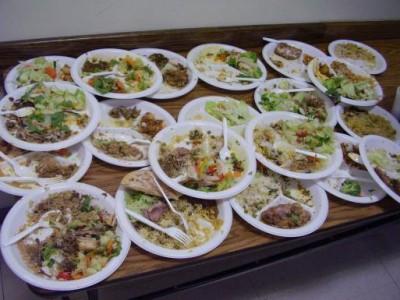Wastage of Food in Weddings