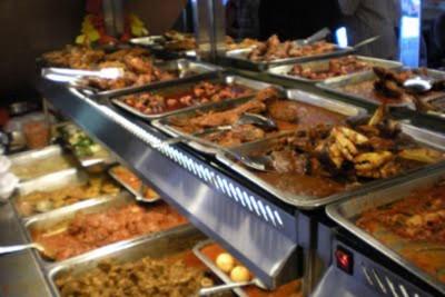 Weddings Function Food
