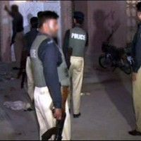 wah cantt 5 detained