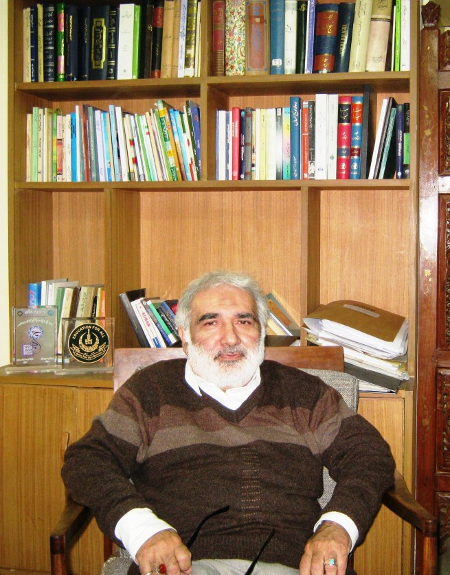 Javed Iqbal Qazilbash