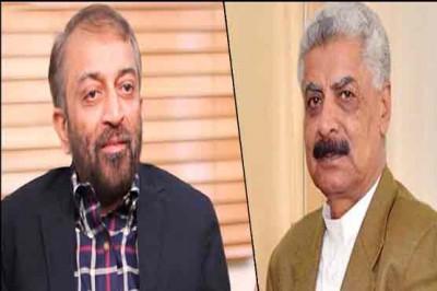 Abdul Qadir Baloch and Farooq Sattar