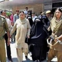 Asiya Andrabi Arrested