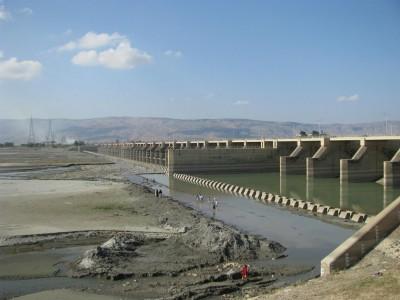 Chashma Barrage