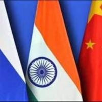 China, Russia, India