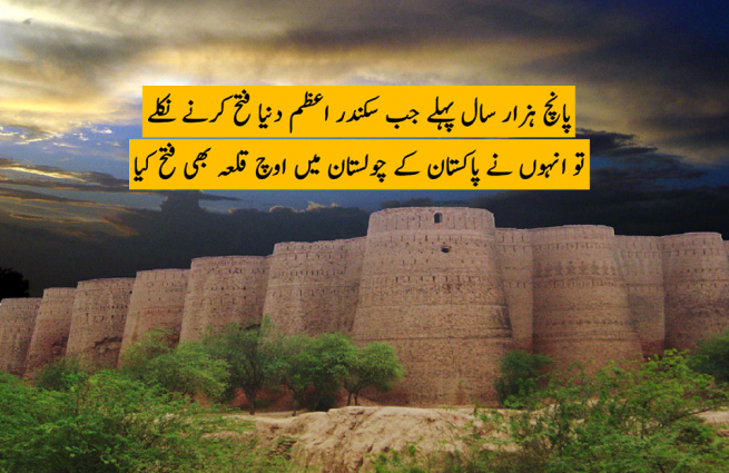 Cholistan Castle
