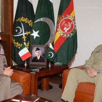 Claudio Graziano and Raheel Sharif
