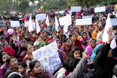 Community ProtestDalit Community Protest