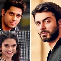 Deepika Padukone, Fawad Khan, Siddharth,