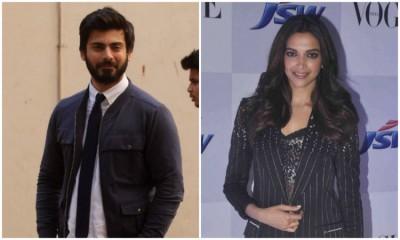 Deepika Padukone and Fawad Khan