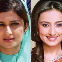 Divya Dutta, Hina Rabbani Khar, Gate up