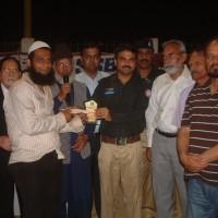 Dr Sami Ullah Distribute Prizes