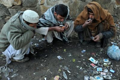 Drugs user in Khyber Pakhtunkhwa
