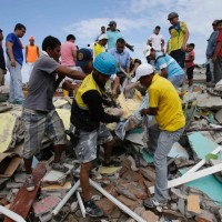 Ecuador Earthquakes