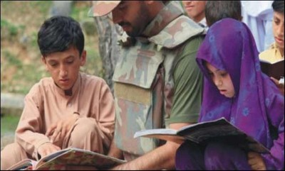 Education in tribal areas