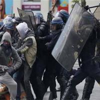 France Demonstration