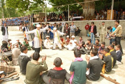 Gilgit Baltistan Poeple