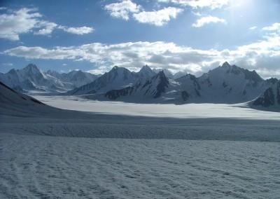 Glaciers Lakes in Gilgit Baltistan