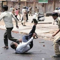Gujrat Protest