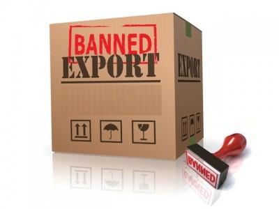 India Trade Ban