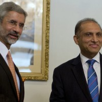 India and Pakistan Secretary Foreign Meeting