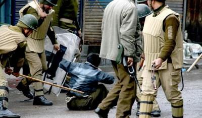 Indian Troops Terrorism