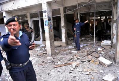 Islamabad Court Attack