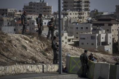 Israeli Occupation Of Palestine