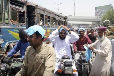 Karachi Heat