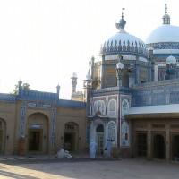 Khawaja Ghulam Farid Tomb