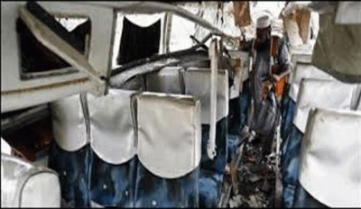 Lahor Bus Accident
