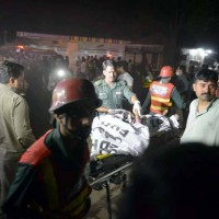 Lahore incident