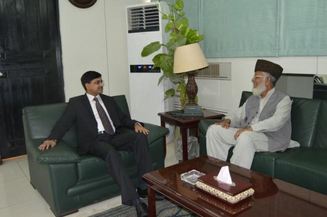 Laiq Ahmed And  G M Khan