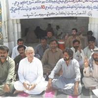 Lal Shahbaz Qalandar Strike Continues