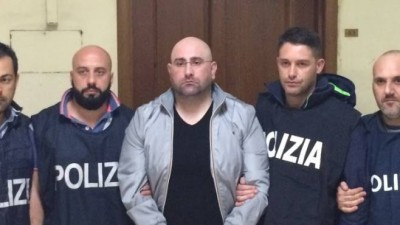 Mafia Leader Arrested