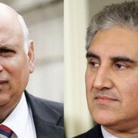 Mehmood Qureshi and Chaudhry Sarwar