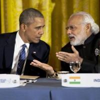 Modi ,Obama