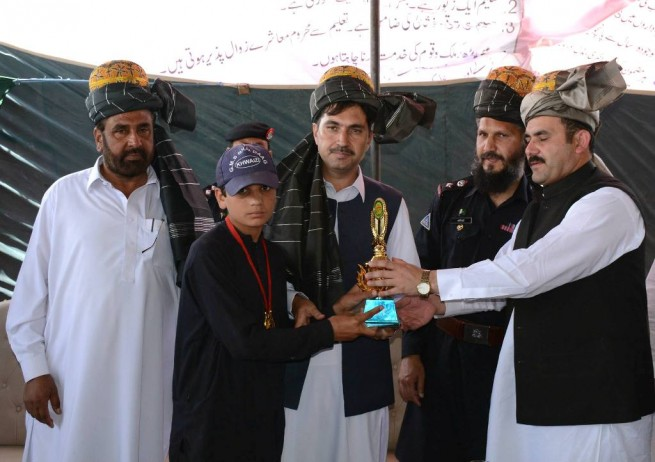 Mohmand Agency School Admission Campaign Launched