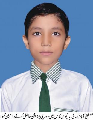 Mubeen Mahmood