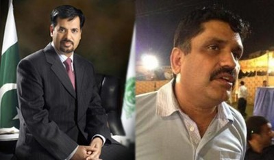 Mustafa Kamal and Anees Qaim Khani
