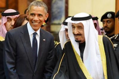 Obama Visiting Saudi Arabia