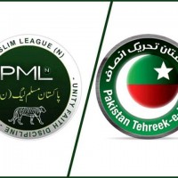 PML-N, PTI
