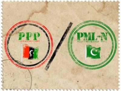 PPP PML N