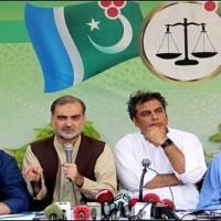 PTI, JI Pak Sarzmeen Party
